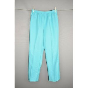 ALFRED DUNNER Proportioned Medium Straight Leg Pa
